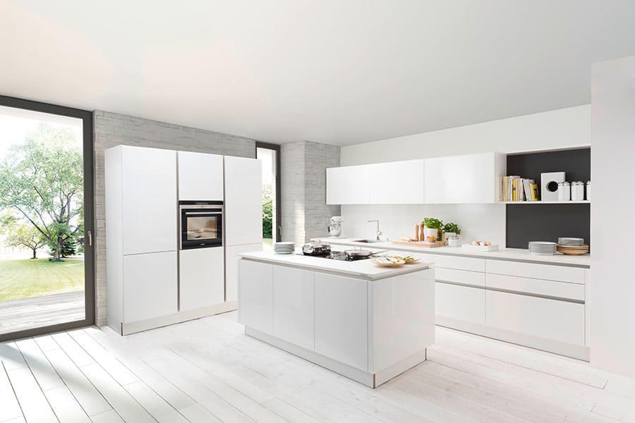 Awesome Nolte Grifflose Küche Photos - Ideas & Design ...